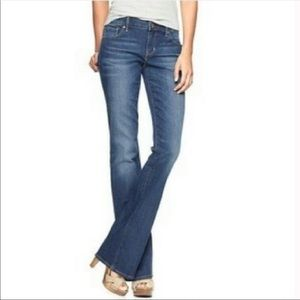 GAP 1969 sexy boot 26/2R jeans